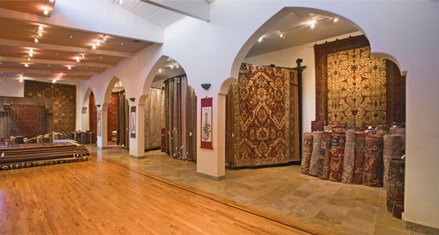 Stephen Miller Gallery - interior